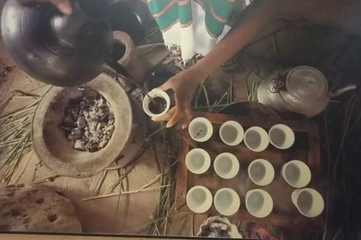Art of Making Tea