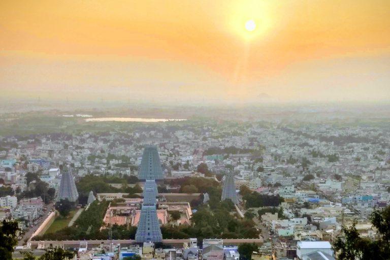 Tiruvannamalai – In the Presence of Maharishi – 3 lessons